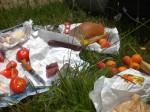 ausstellung landschaft lötschental picknick